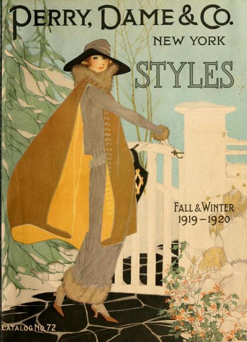 1919-20 WOMEN'S CLOTHING 500