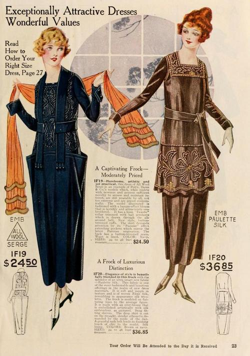 1919-20 WOMEN'S CLOTHING 503