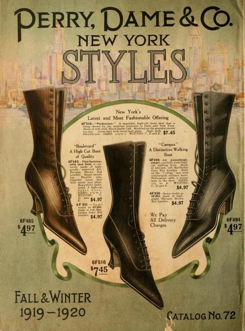 1919-20 WOMEN'S CLOTHING 505