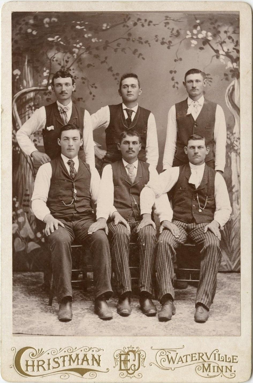 Six Men Together