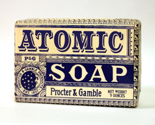 Atomic Soap
