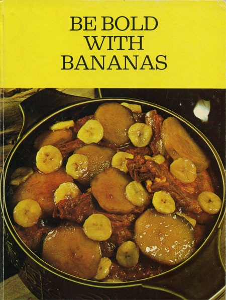 Be bold… withbananas