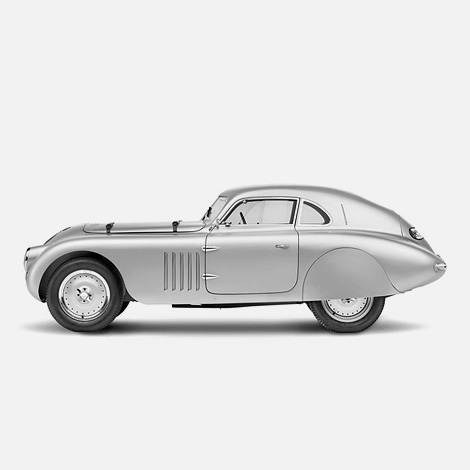 BMW Concept Car, late1940s