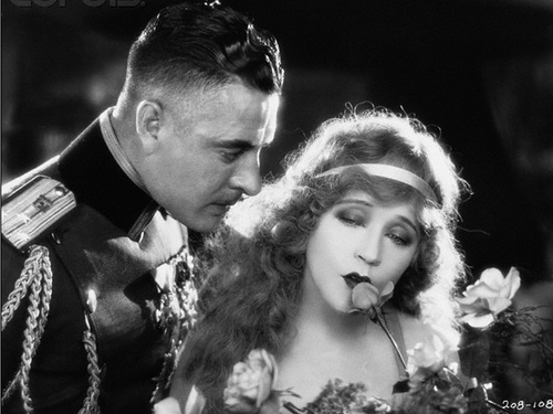 John Gilbert and Mae Murray, 1928