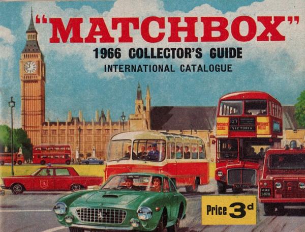 Matchbox Cars, 1966