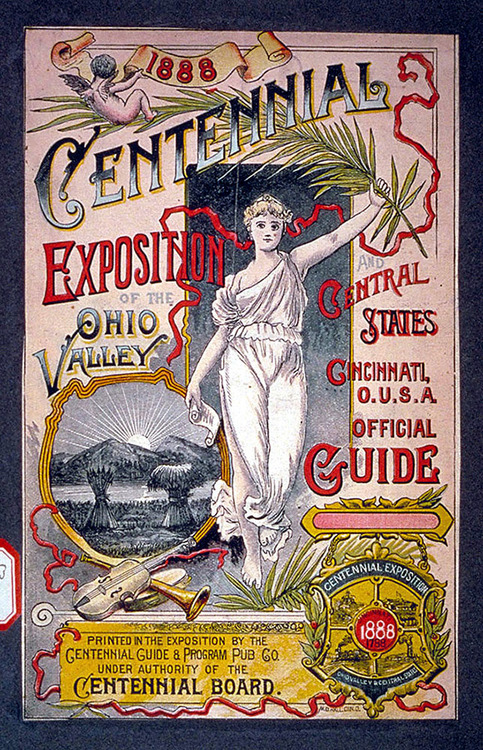 Centennial Expo of the Ohio Valley, 1888
