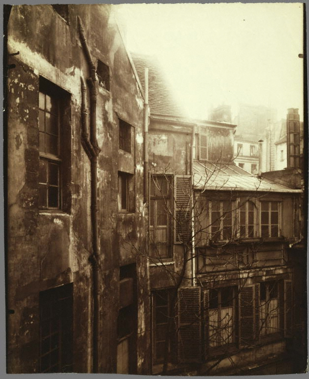 Paris, 1922 (foto par EugeneAtget)