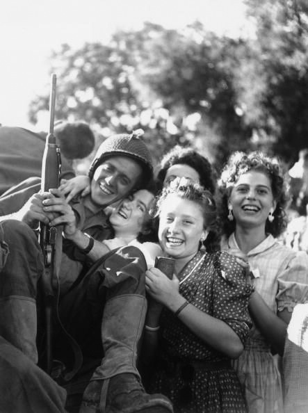 paris liberation 1945