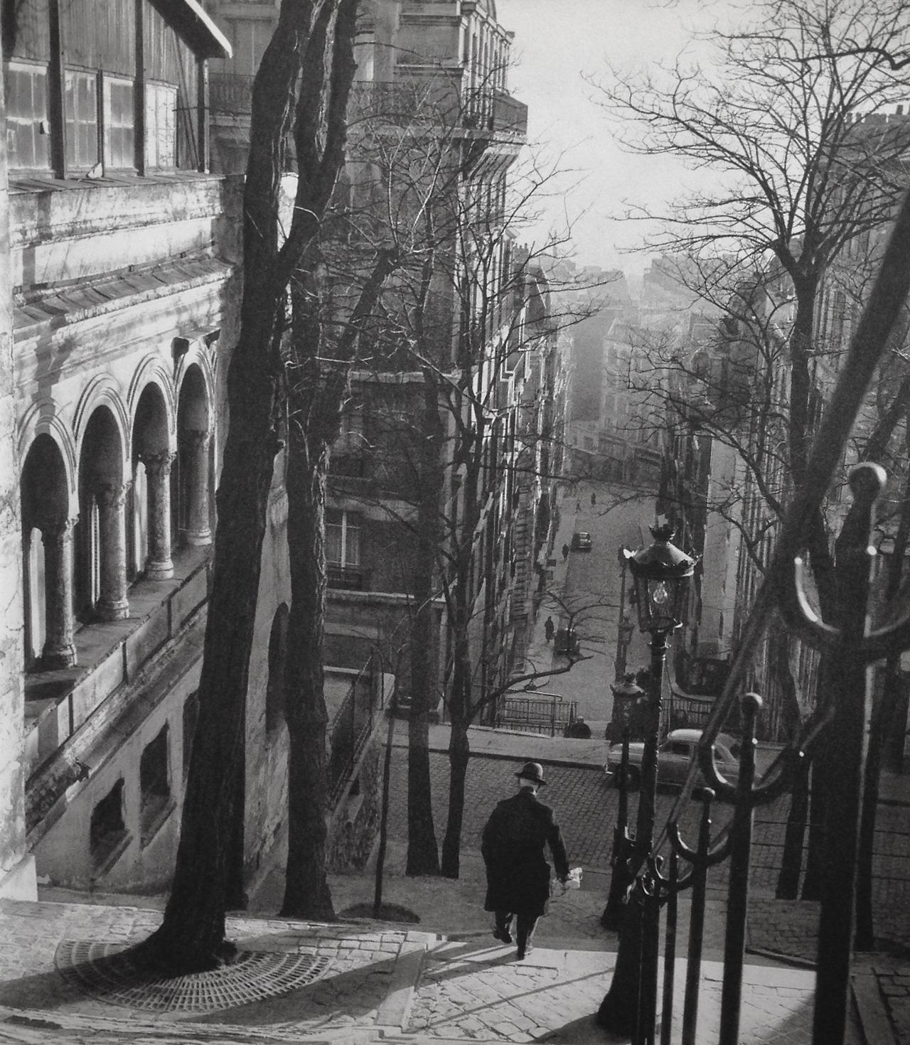 Paris, 1950s (foto par PatriceMolinard)