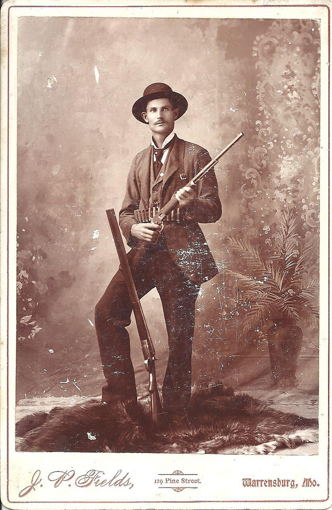 Rifleman, 1800s