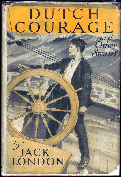 Dutch Courage by JackLondon