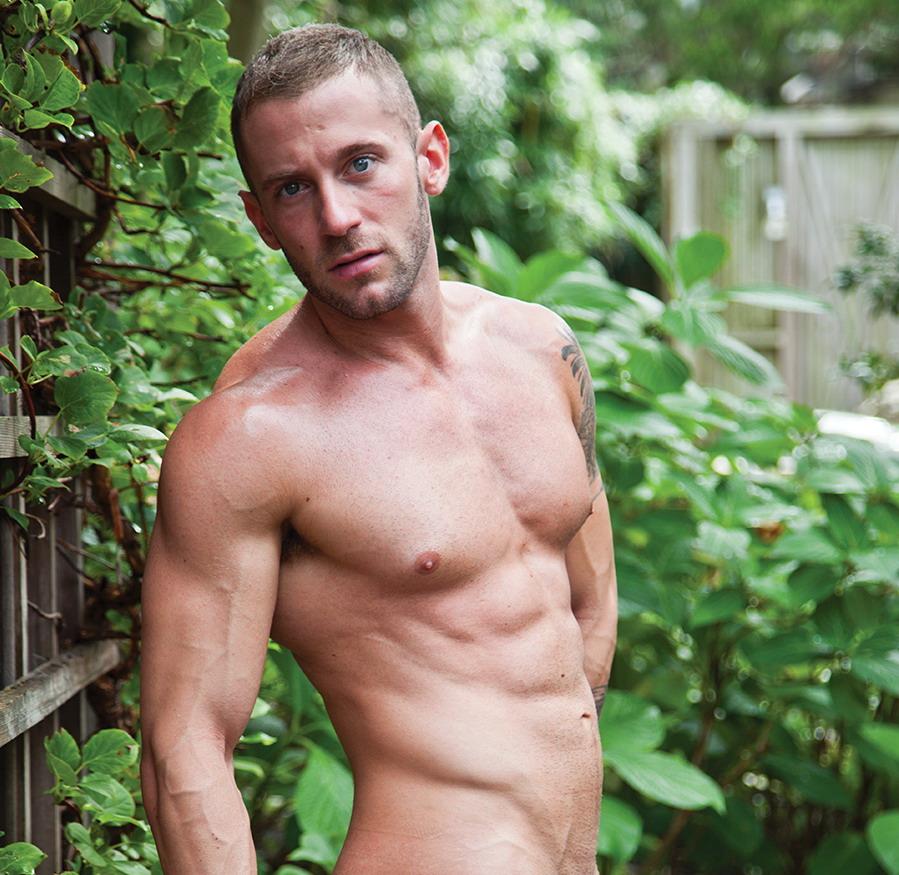 In the garden with TylerWolfe
