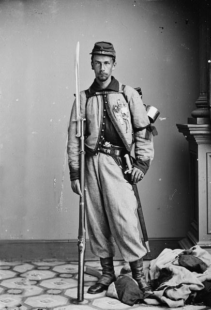 US Civil WarSoldier