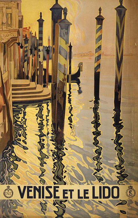 Venise et leLido