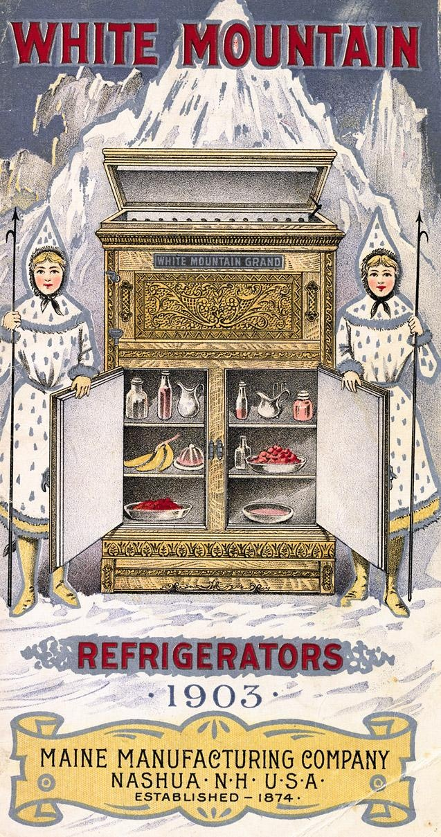 White Mountain Refrigerators, 1903