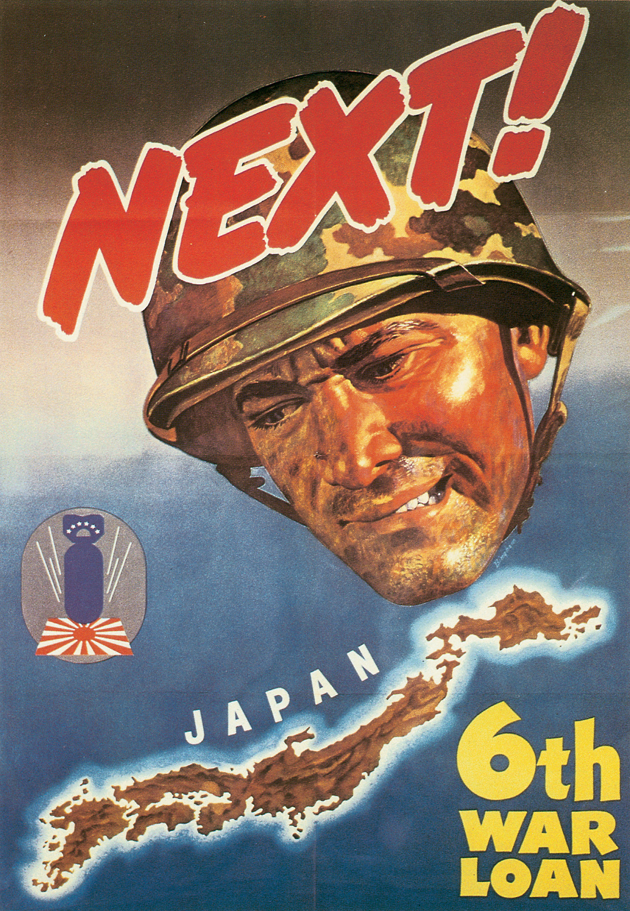US WWII PropagandaPoster