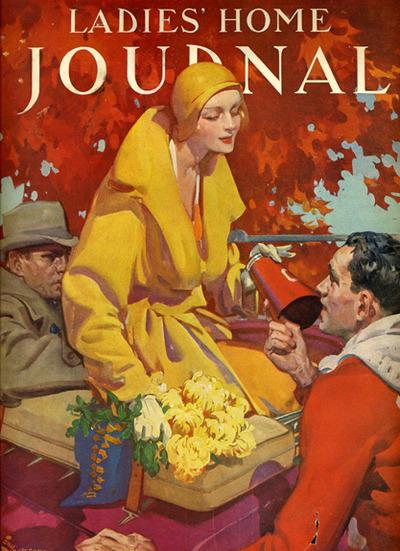 Ladies Home Journal, circa1930