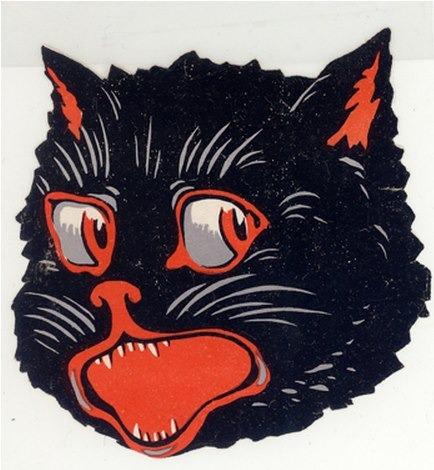 black cat 2323