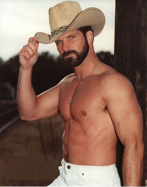 Gratuitous Shirtless Cowboy, ChetO'Roarke