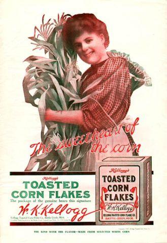 CORN FLAKES 21