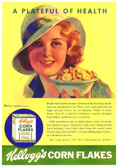 CORN FLAKES 30s