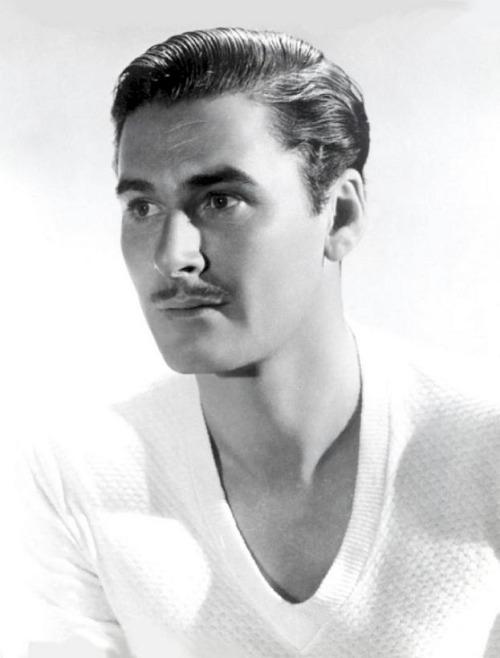 Young Errol Flynn