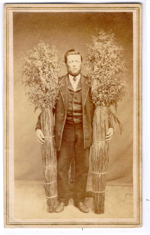 Farmer, 1800s