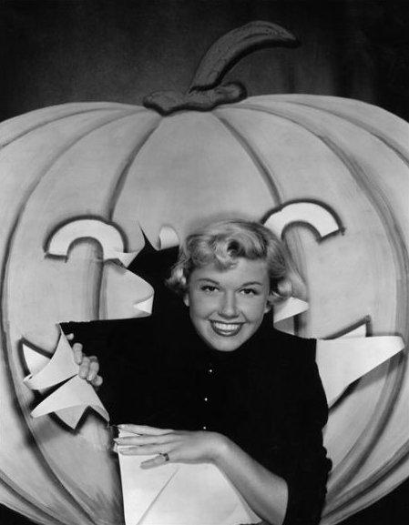 Doris Day HalloweenPhoto