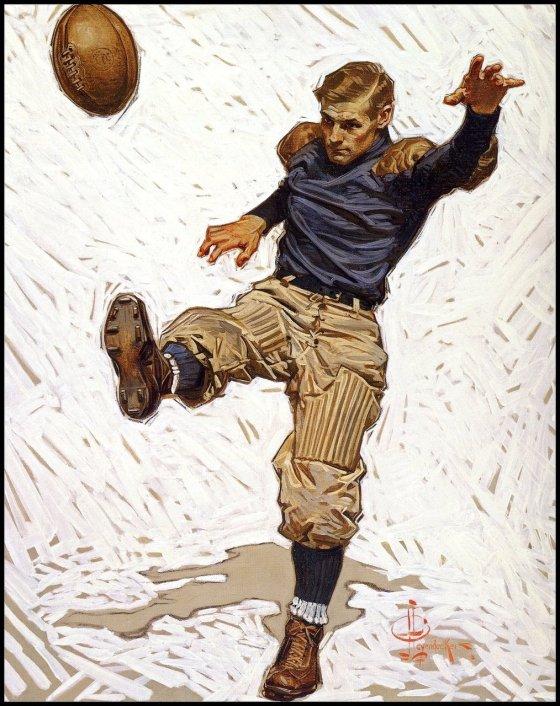 leyendecker football000
