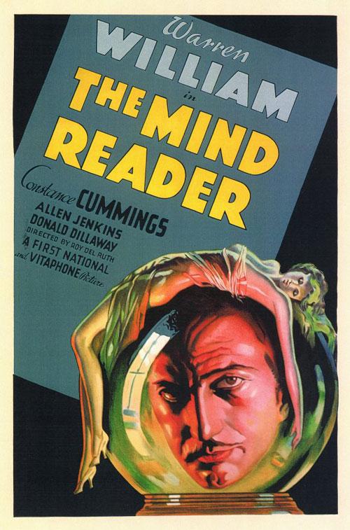The Mind Reader,1933