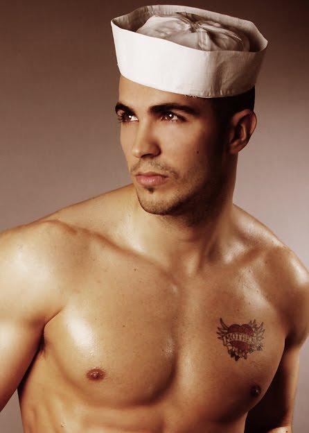 Gratuitous Shirtless Sailor