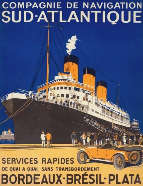 Compagnie de NavigationSud-Atlantique