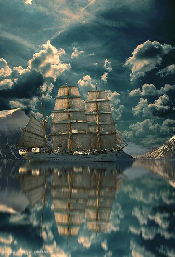 Ship, photo by PeterFrom