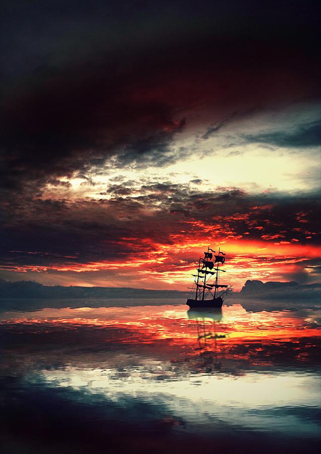 Ship, photo by GustavBrandt