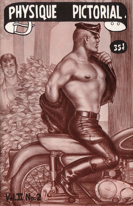 Tom of Finland PhysiquePictoral