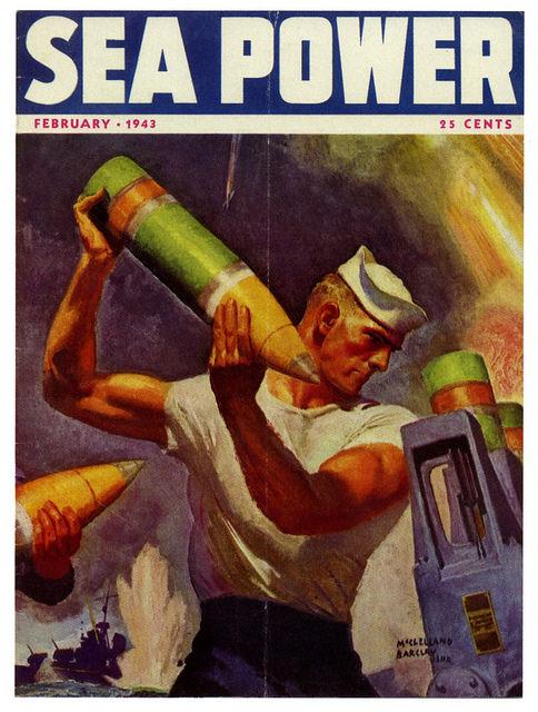Sea Power, 1943(WWII)