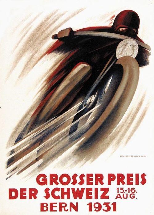 Grosser Preis der Schweiz, Bern,1931