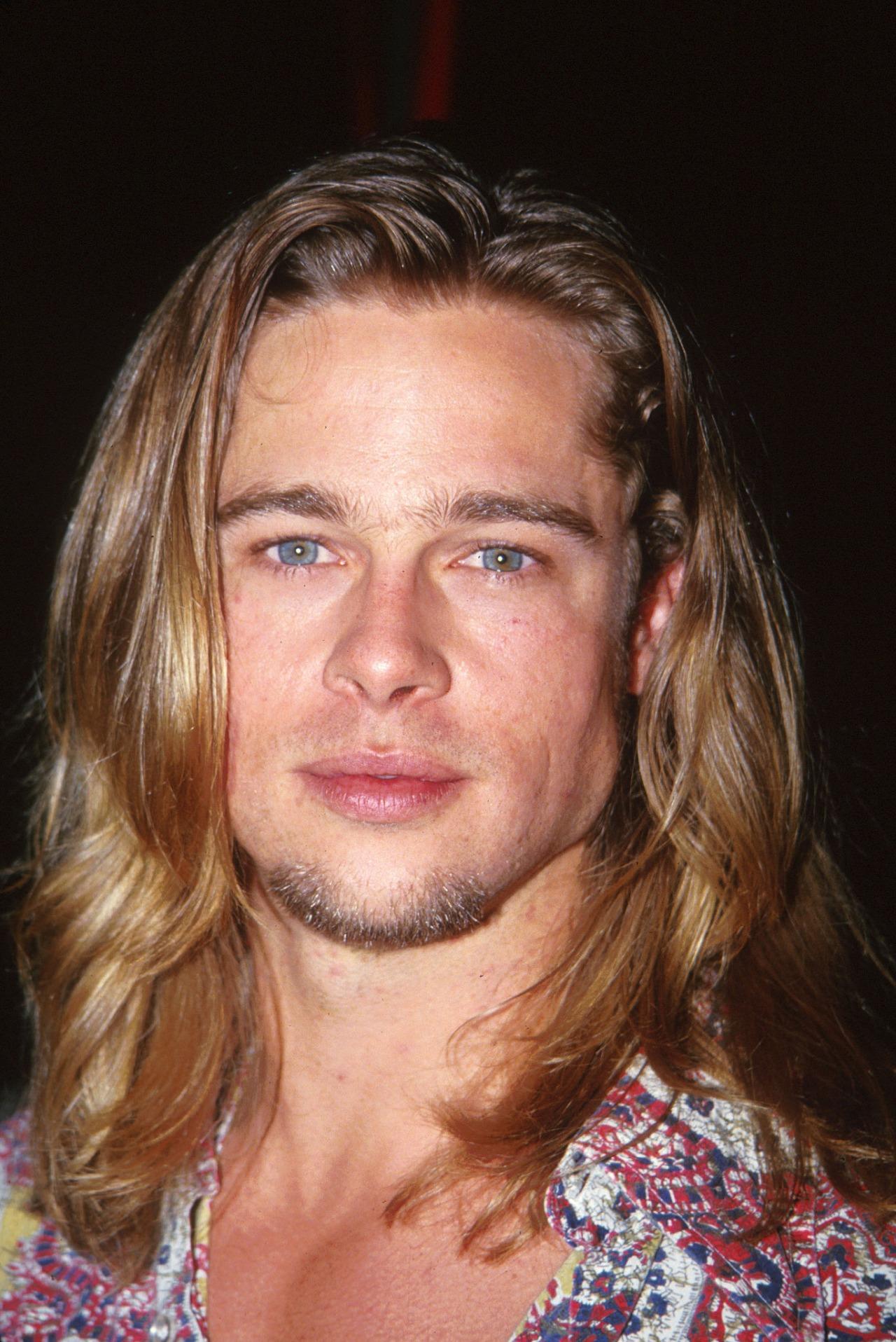 Brad Pitt 1980s Matthew S Island Of Misfit Toys
