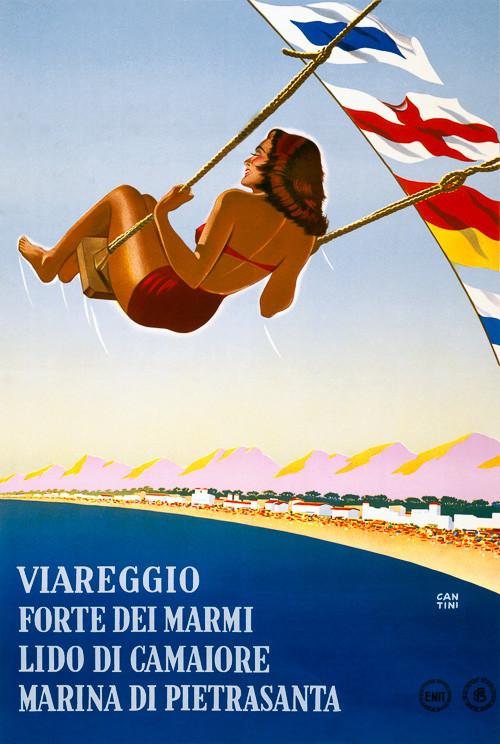 Viareggio, Toscana, Italia
