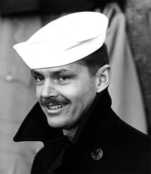 jack nicholson sailor