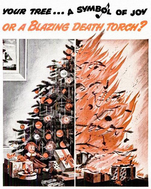 Is your Christmas treebipolar?