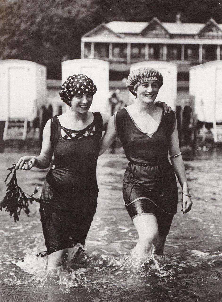Women s bathing attire circa 1910 matthew 39 s island of for Bathing images