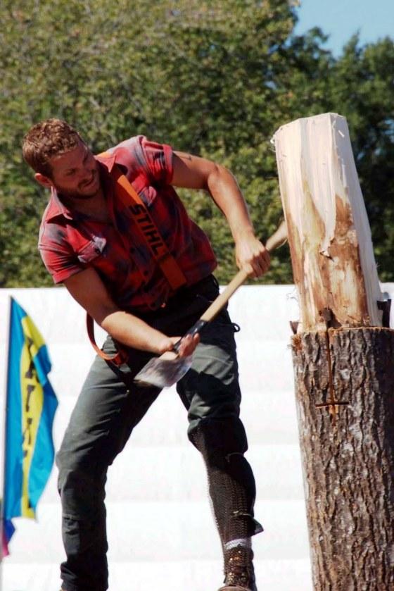 lumberjacks 105