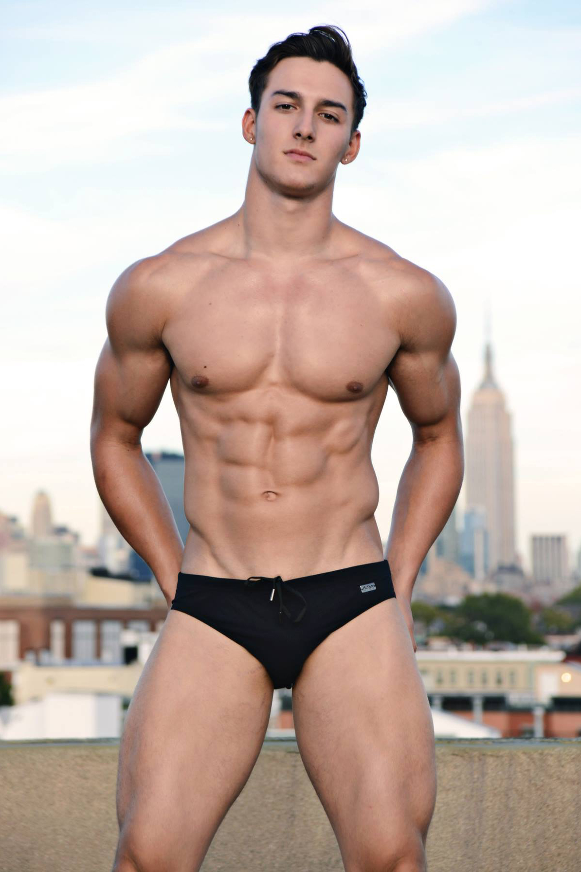 Gay Male Speedo 35
