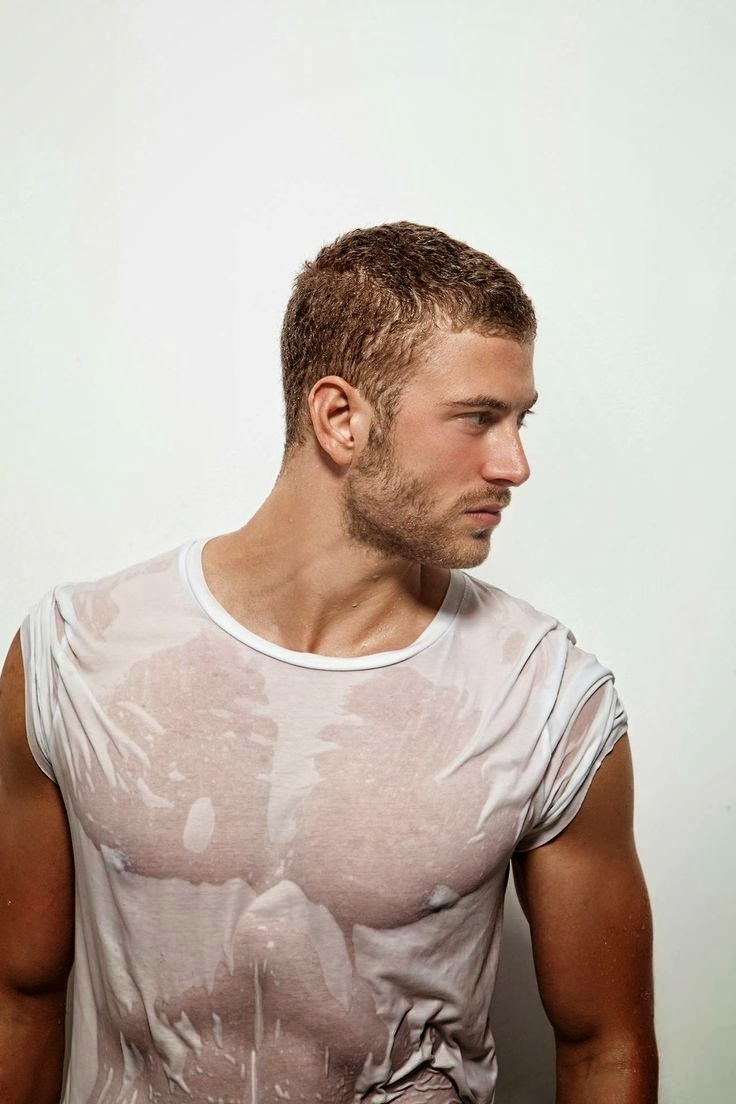 Wet male sexy photo 65