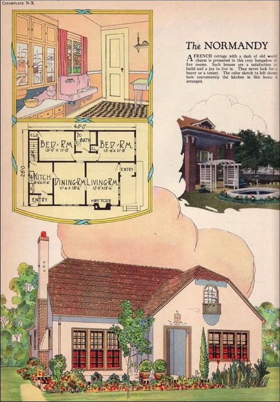 1930s house design 1