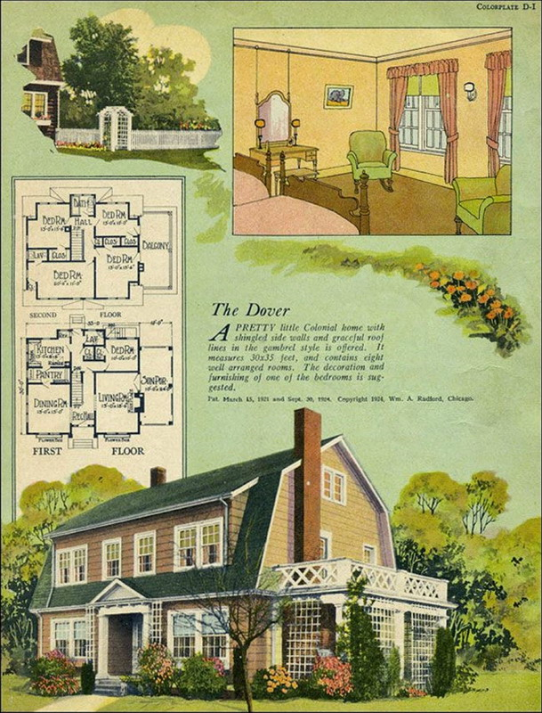 1930s house designs matthew 39 s island of misfit toys for Home architecture 1930s