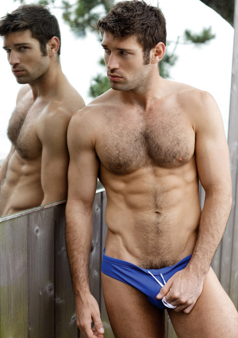 roberts male model Bo