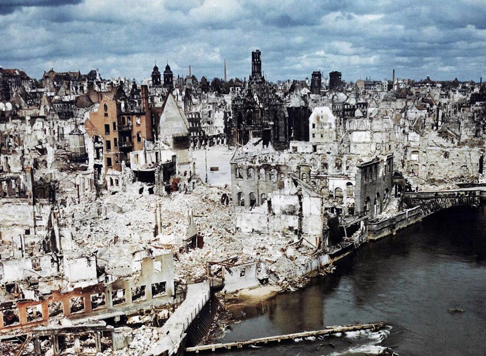 70th anniversary of the destruction of dresden germany for Germany rebuilding after ww2