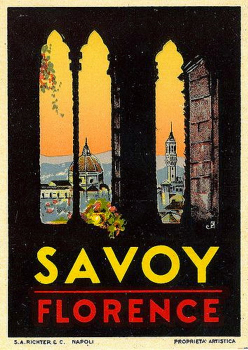 Hotel Savoy, Firenze/Florence